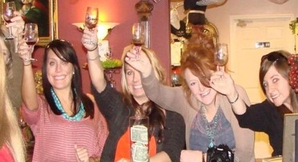 Nashville bachelorette party wine tasting tour winery tours