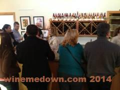 Concord, Charlotte, Gastonia Valentines Day Package Winery Tour