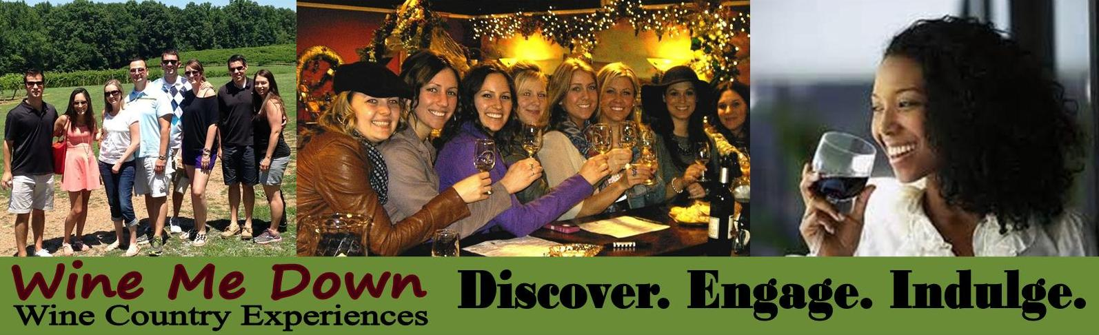 Wine Me Down, wine tasting, wine tour, winery guide, charlotte, nashville