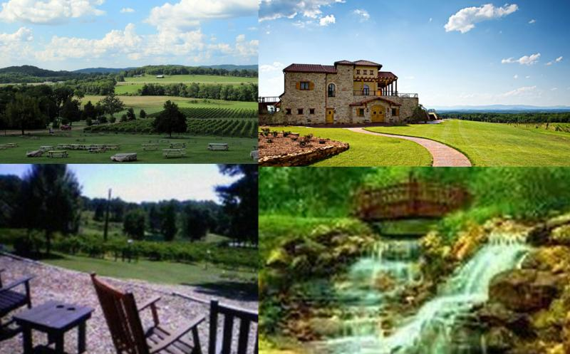 America's Top Winery Tours - Picture Perfect Vineyards and Winery Tasting Rooms