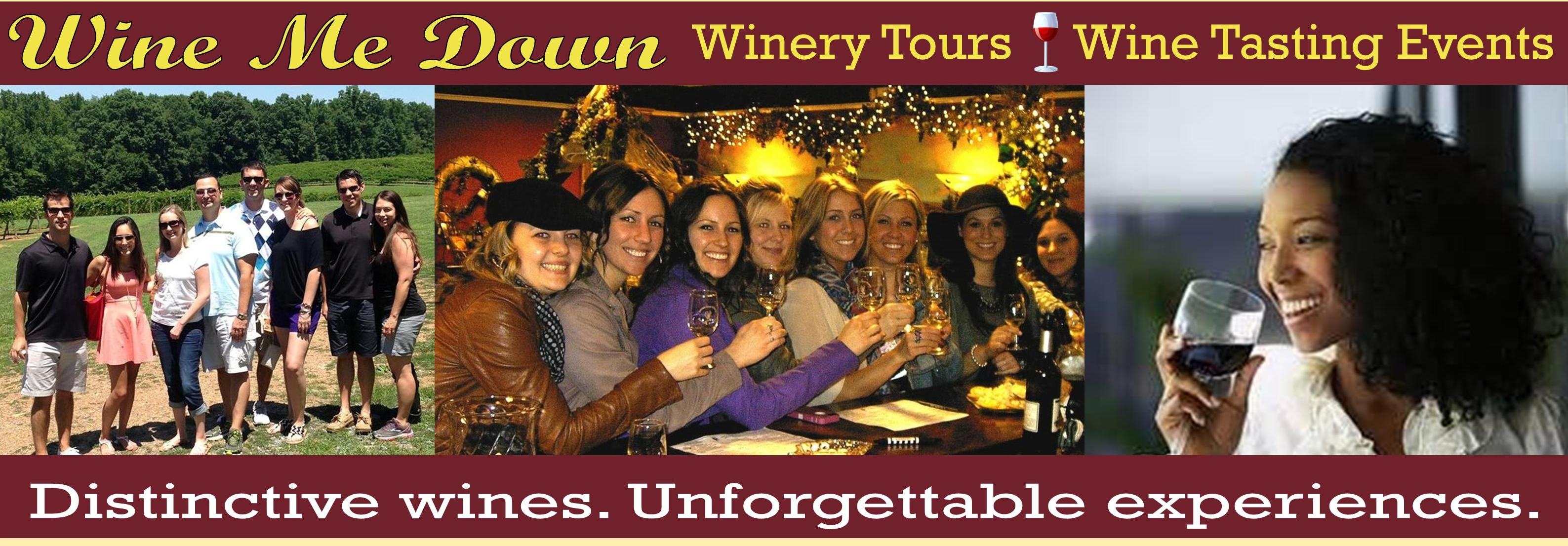 Top Wine Tasting Winery Tours - Baltimore, Charlotte, Columbus, Nashville