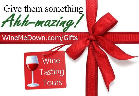 Wine Tasting Tour Gift Package Christmas Holiday Gifts