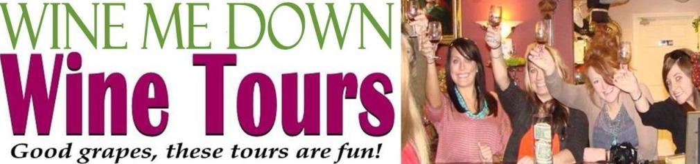 Wine Me Down, NC wine tasting, best wine tour package